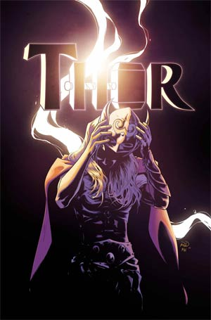 Thor Vol 4 #8 Cover A Regular Russell Dauterman Cover