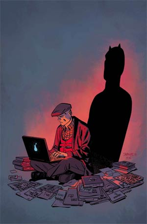 Daredevil Vol 4 #16 Cover A Regular Chris Samnee Cover