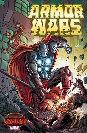 Iron Man: Armor Wars