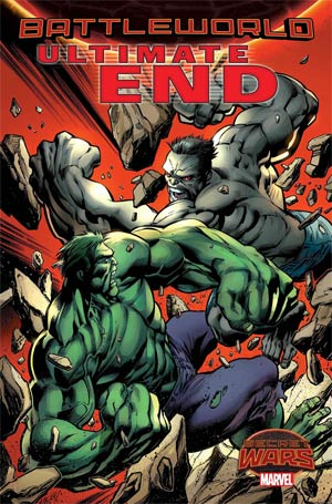 Ultimate End #2 Cover A Regular Mark Bagley Cover (Secret Wars Battleworld Tie-In)