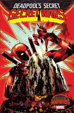 Deadpools Secret Secret Wars #2 Cover A Regular Tony Harris Cover (Secret Wars Warzones Tie-In)