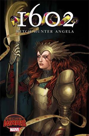 1602 Witch Hunter Angela