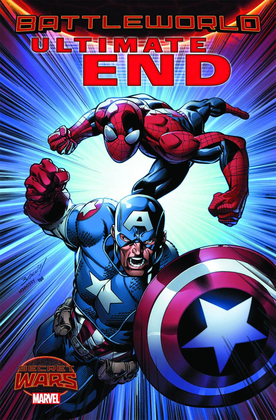 Ultimate End #3 (Secret Wars Battleworld Tie-In)