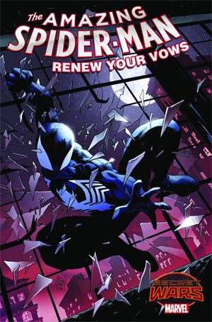 Amazing Spider-Man Renew Your Vows #3 Cover A Regular Adam Kubert Cover (Secret Wars Warzones Tie-In)