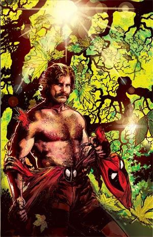 Deadpools Secret Secret Wars #4 Cover A Regular Tony Harris Cover (Secret Wars Warzones Tie-In)