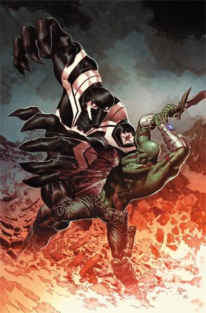 Guardians Of Knowhere #3 Cover A Regular Mike Deodato Jr Cover (Secret Wars Warzones Tie-In)