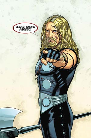 Thors #4 Cover A Regular Chris Sprouse Cover
