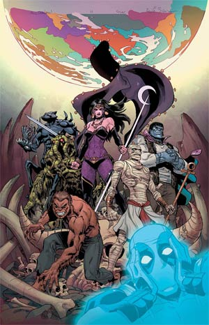 Mrs Deadpool And The Howling Commandos #4 Cover A Regular Reilly Brown Cover (Secret Wars Warzones Tie-In)