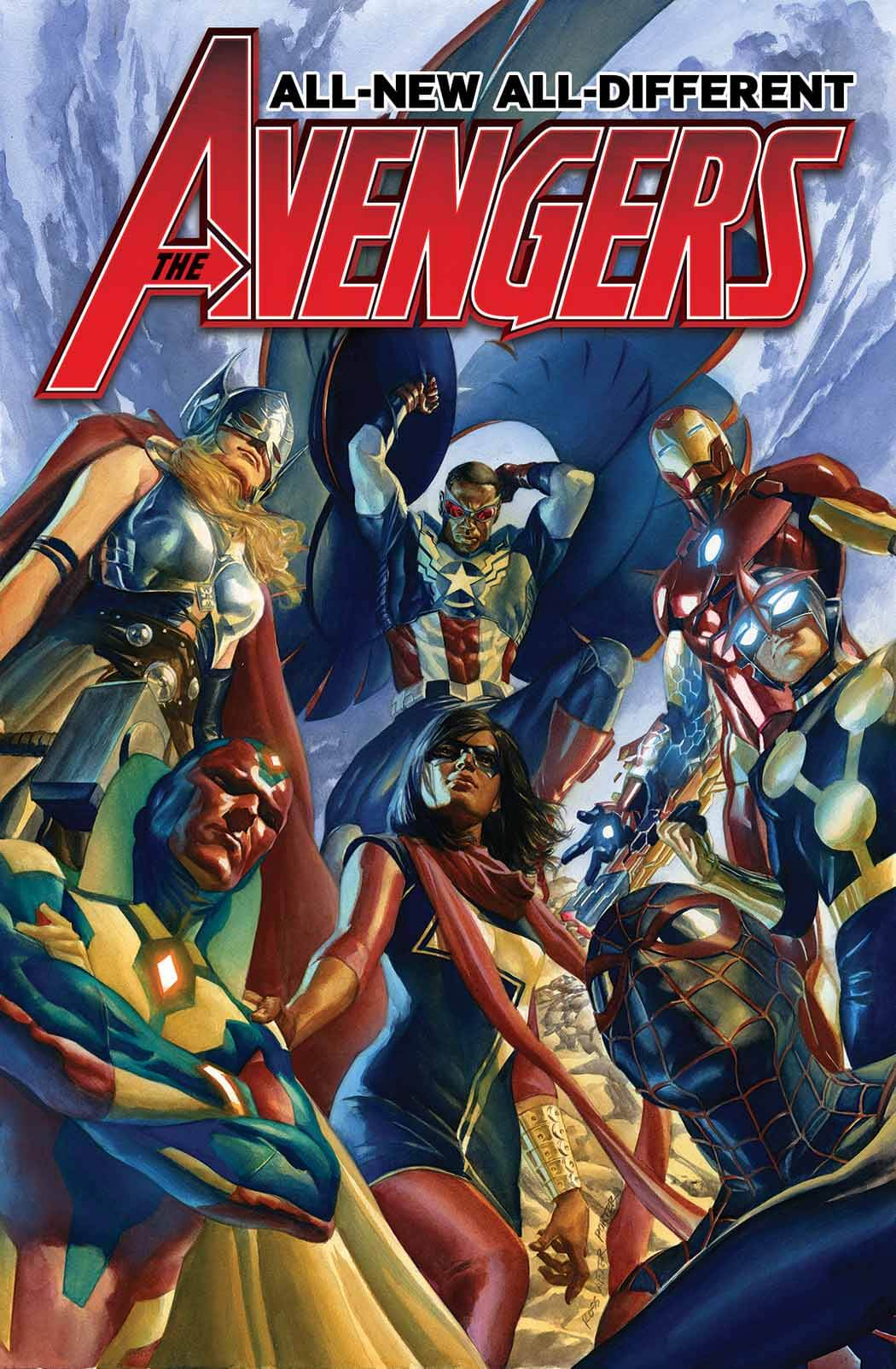 All-New All-Different Avengers