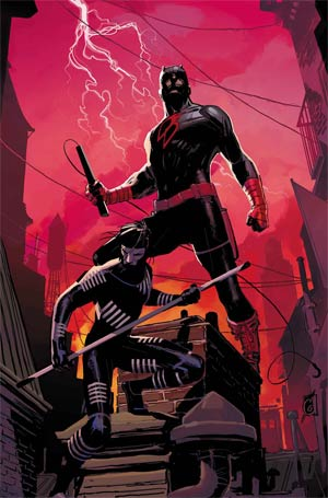 Daredevil Vol 5 #1 Cover A Regular Ron Garney Cover