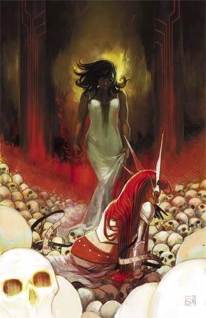 Angela Queen of Hel