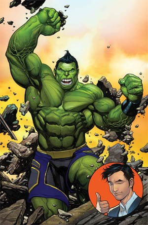 Totally Awesome Hulk #1 Cover A Regular Frank Cho Cover