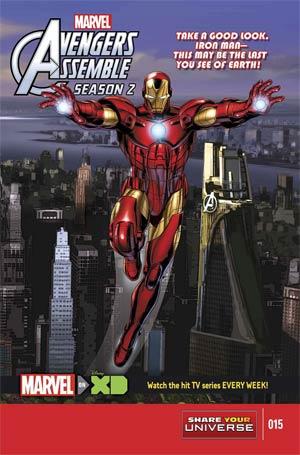 Marvel Universe Avengers Assemble Civil War