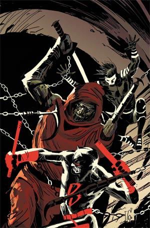 Daredevil Vol 5 #5 Cover A Regular Ron Garney Cover