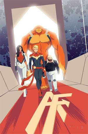 Captain Marvel Vol 8 #3 Cover A Regular Kris Anka Cover