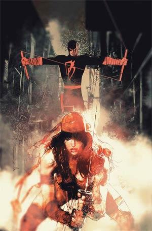 Daredevil Vol 5 #6 Cover A Regular Bill Sienkiewicz Cover