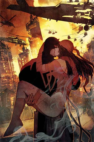 Daredevil Vol 5 #7 Cover A Regular Bill Sienkiewicz Cover