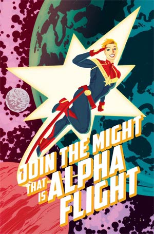 Captain Marvel Vol 8 #5 Cover A Regular Kris Anka Cover