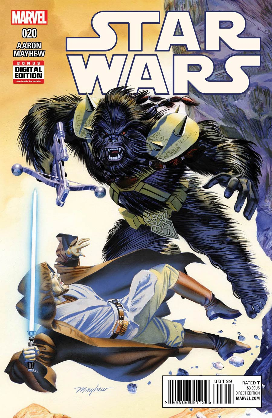 Star Wars Vol 4 #20 Cover A Regular Mike Mayhew Cover