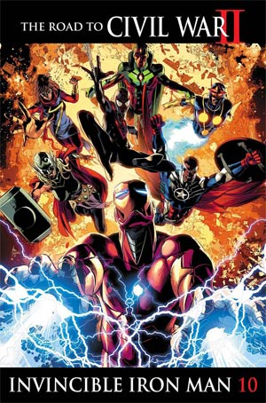 Invincible Iron Man