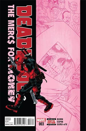 Deadpool and the Mercs for Money