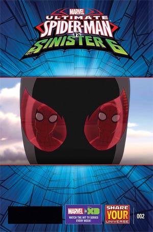 Marvel Universe Ultimate Spider-Man vs Sinister Six #2