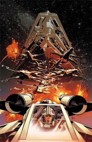 Star Wars Vol 4 #22 Cover A Regular Mike Deodato Jr Cover