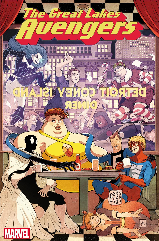 Great Lakes Avengers