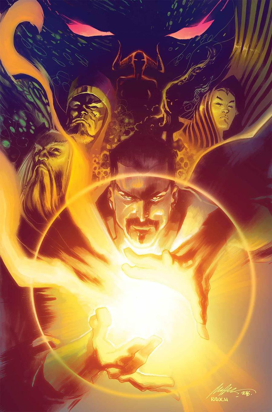 Doctor Strange And The Sorcerers Supreme