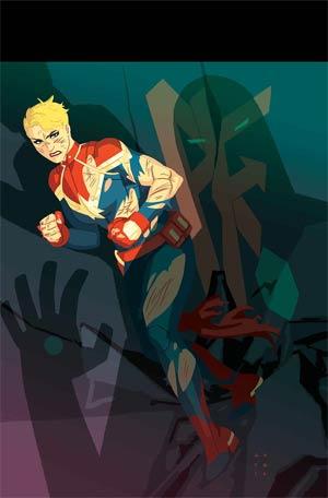 Captain Marvel Vol 8 #9 Cover A Regular Kris Anka Cover (Civil War II Tie-In)