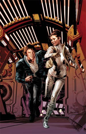 Star Wars Vol 4 #23 Cover A Regular Mike Deodato Jr Cover