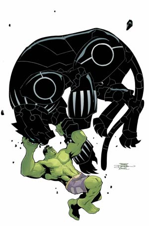 Totally Awesome Hulk #12