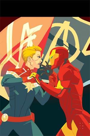 Captain Marvel Vol 8 #10