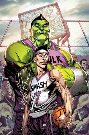 Totally Awesome Hulk #13 Cover A Regular Bernard Chang Cover