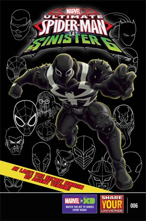 Marvel Universe Ultimate Spider-Man vs Sinister Six #6