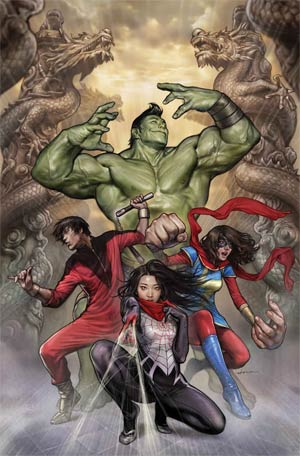 Totally Awesome Hulk #15 Cover A Regular Stonehouse Cover (Marvel Now Tie-In)