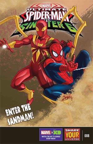 Marvel Universe Ultimate Spider-Man vs Sinister Six #8