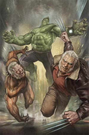 Totally Awesome Hulk #19 (Weapons Of Mutant Destruction Prelude)