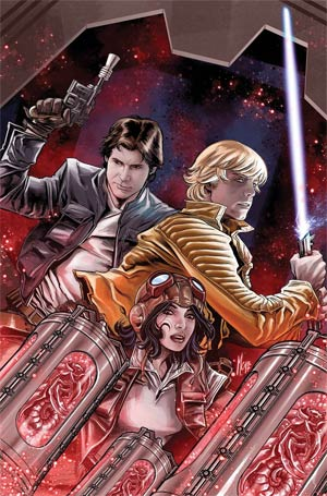Star Wars Vol 4 #31 Cover A Regular Marco Checchetto Cover (Screaming Citadel Part 2)