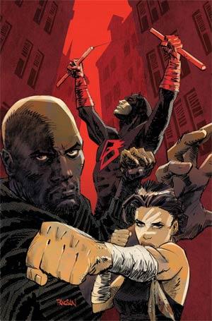 Daredevil Vol 5 #21 Cover A Regular Dan Panosian Cover