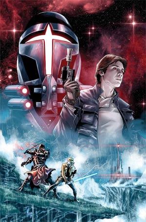 Star Wars Vol 4 #32 Cover A Regular Marco Checchetto Cover (Screaming Citadel Part 4)