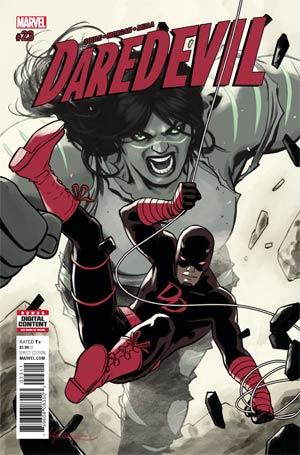 Daredevil Vol 5 #23 Cover A Regular David Lopez Cover