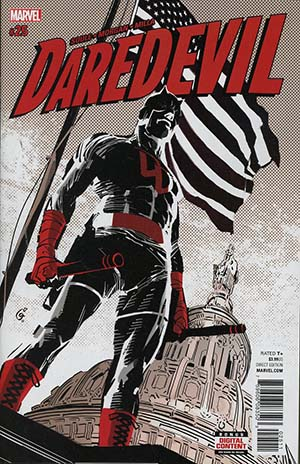 Daredevil Vol 5 #25