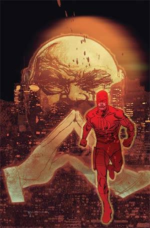 Daredevil Vol 5 #595 Cover A Regular Bill Sienkiewicz Cover (Marvel Legacy Tie-In)