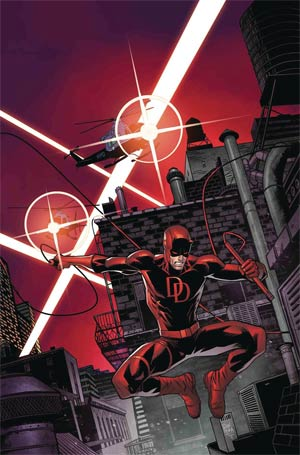 Daredevil Vol 5 #596 Cover A Regular Dan Mora Cover (Marvel Legacy Tie-In)