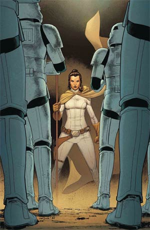 Star Wars Vol 4 #40 Cover A Regular David Marquez Cover
