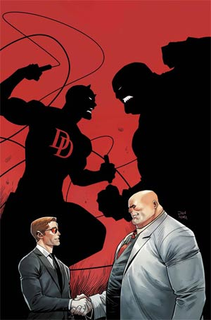 Daredevil Vol 5 #597 Cover A Regular Dan Mora Cover (Marvel Legacy Tie-In)
