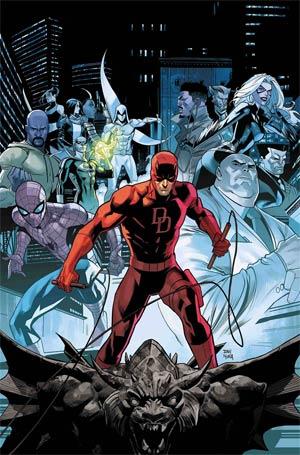 Daredevil Vol 5 #600 Cover A Regular Dan Mora Cover (Marvel Legacy Tie-In)