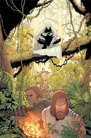 Moon Knight Vol 8 #193 (Marvel Legacy Tie-In)