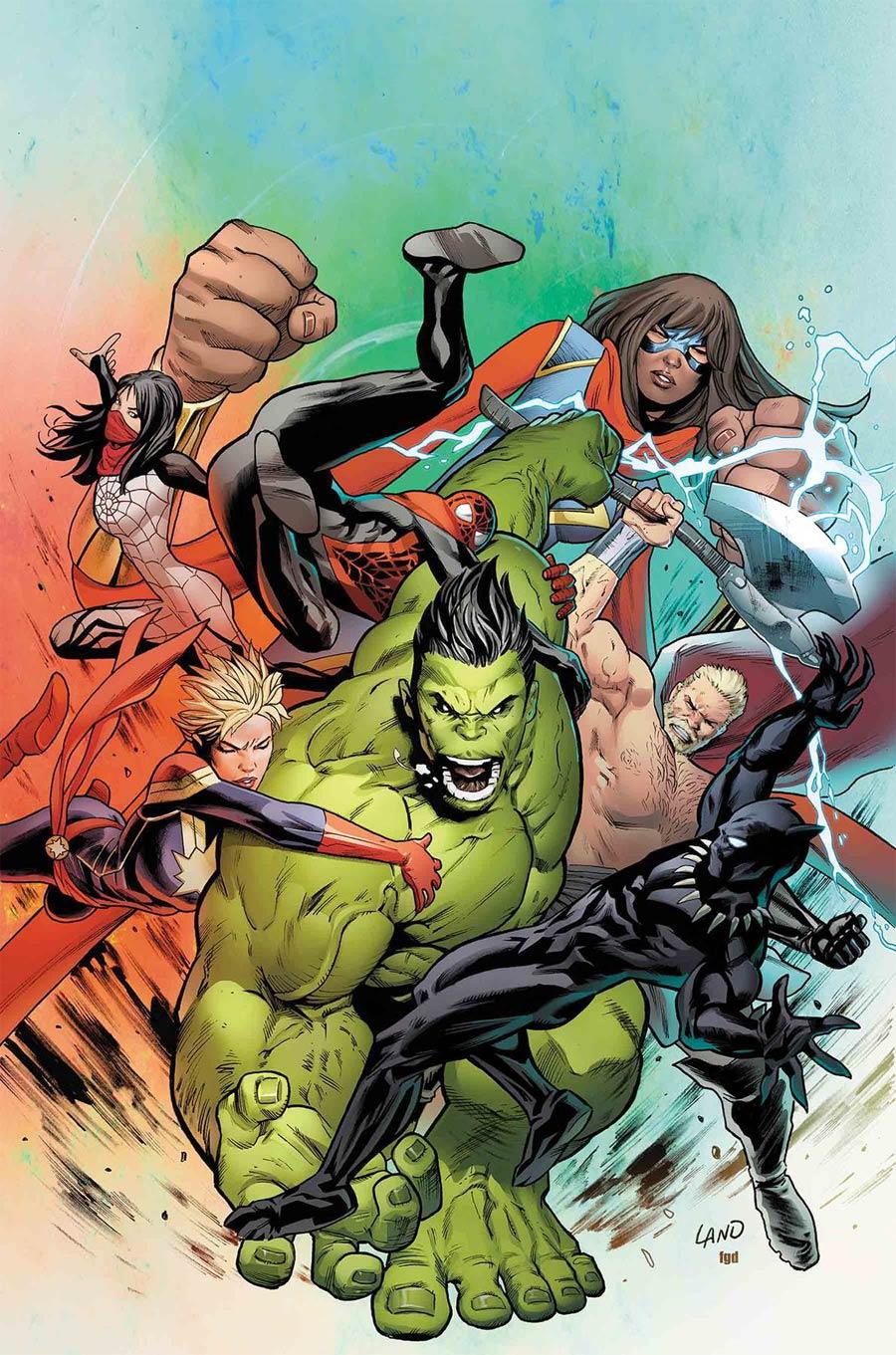 Incredible Hulk Vol 4 #716